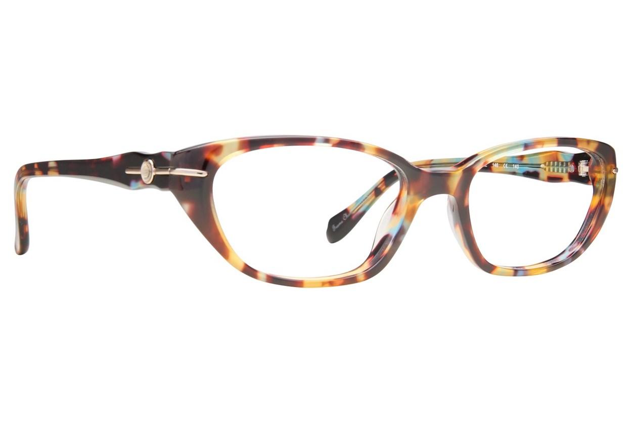 Leon Max LM 4024 Tortoise Eyeglasses