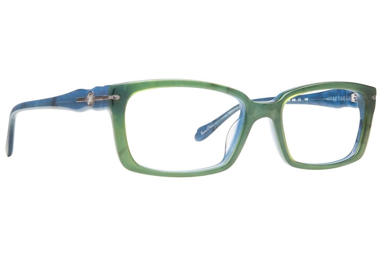 Leon Max LM 4028 Green Eyeglasses