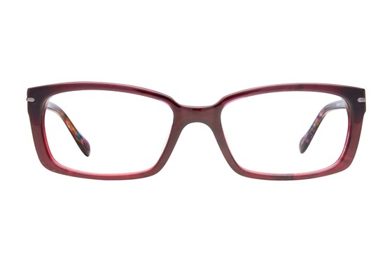 Leon Max LM 4028 Red Eyeglasses