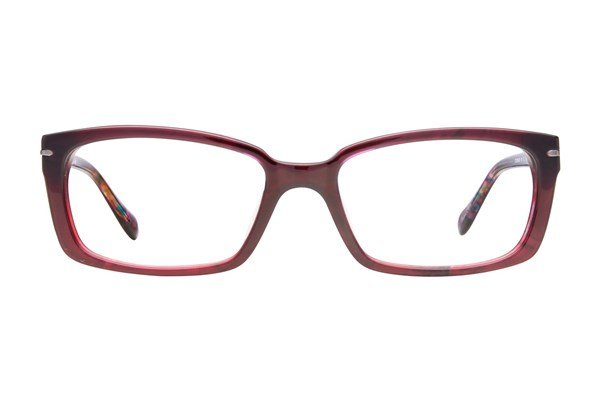 Leon Max LM 4028 Eyeglasses - Red