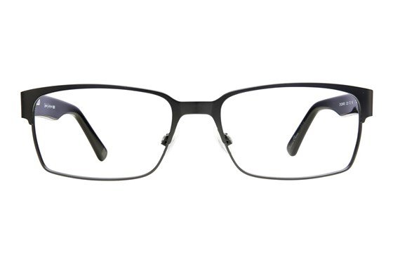 Randy Jackson RJ 1061 Black Eyeglasses