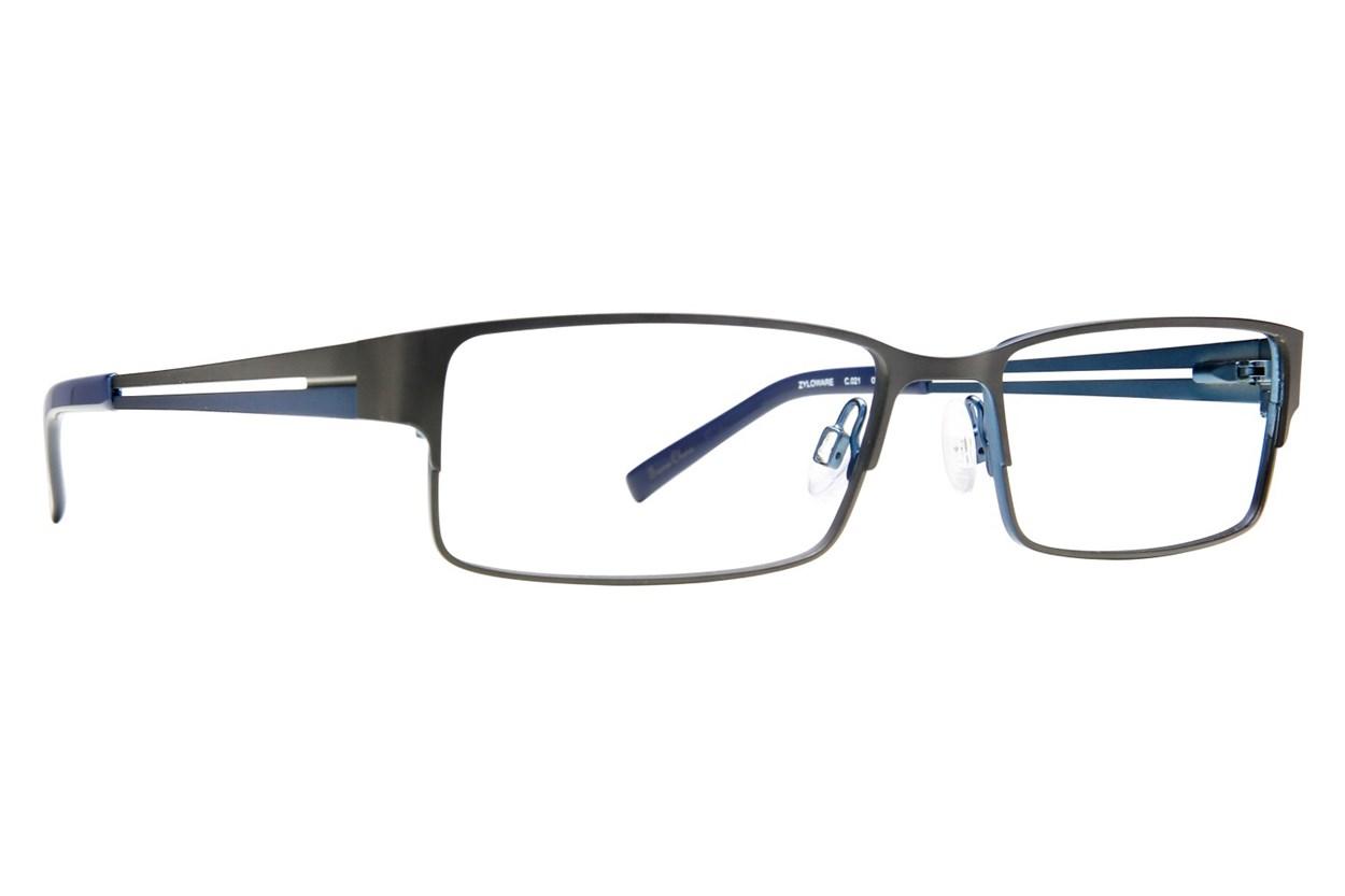 Randy Jackson RJ 1905 Black Eyeglasses