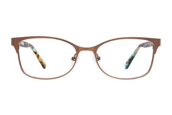 Cosmopolitan C 910 Eyeglasses - Brown