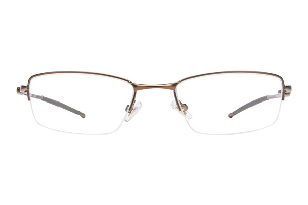 NASCAR N15 Brown Eyeglasses