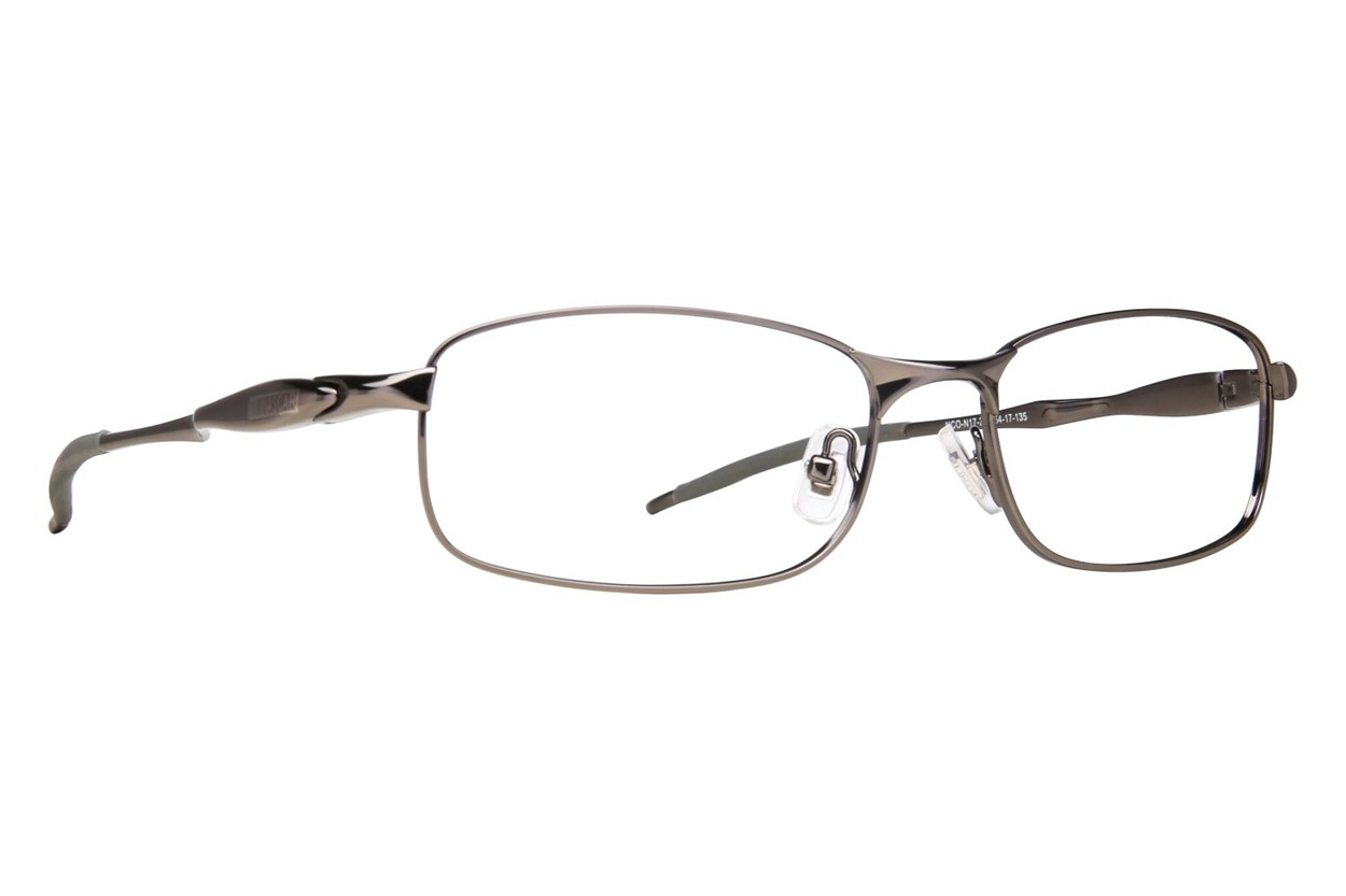 NASCAR N17 Gray Eyeglasses
