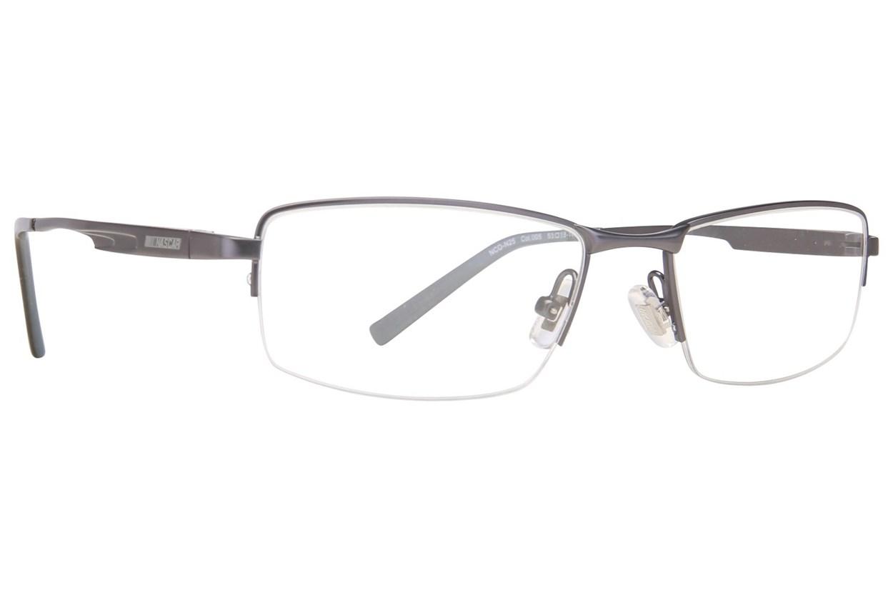 NASCAR N25 Gray Eyeglasses