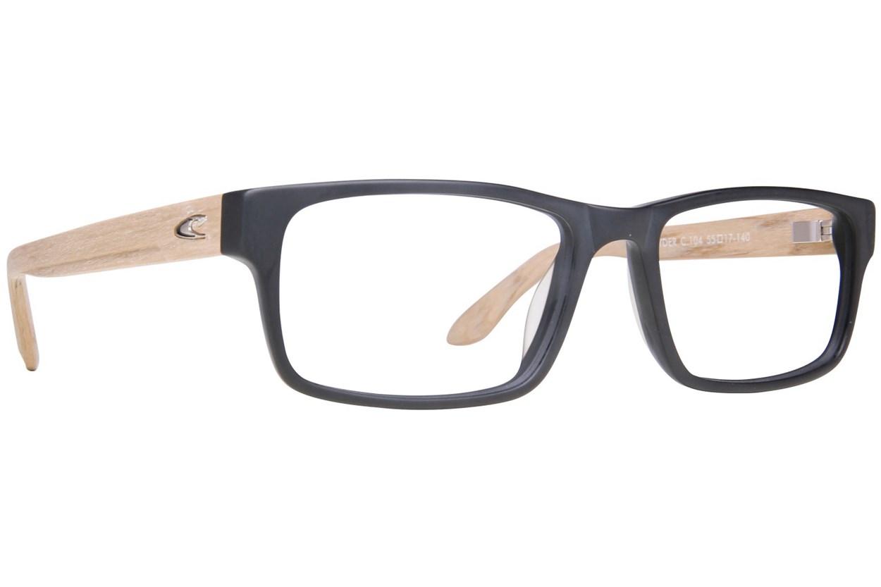 O'Neill Ryder Black Eyeglasses