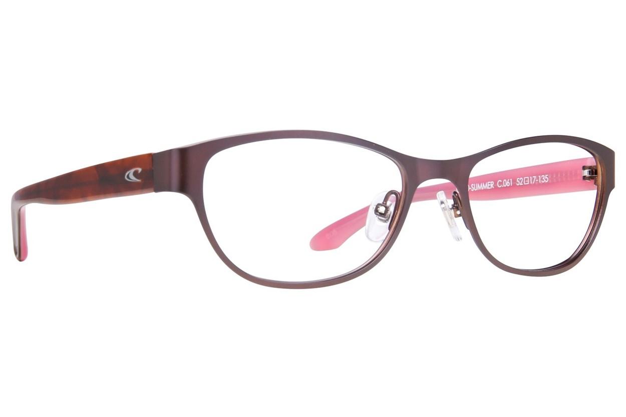 O'Neill Summer Brown Eyeglasses