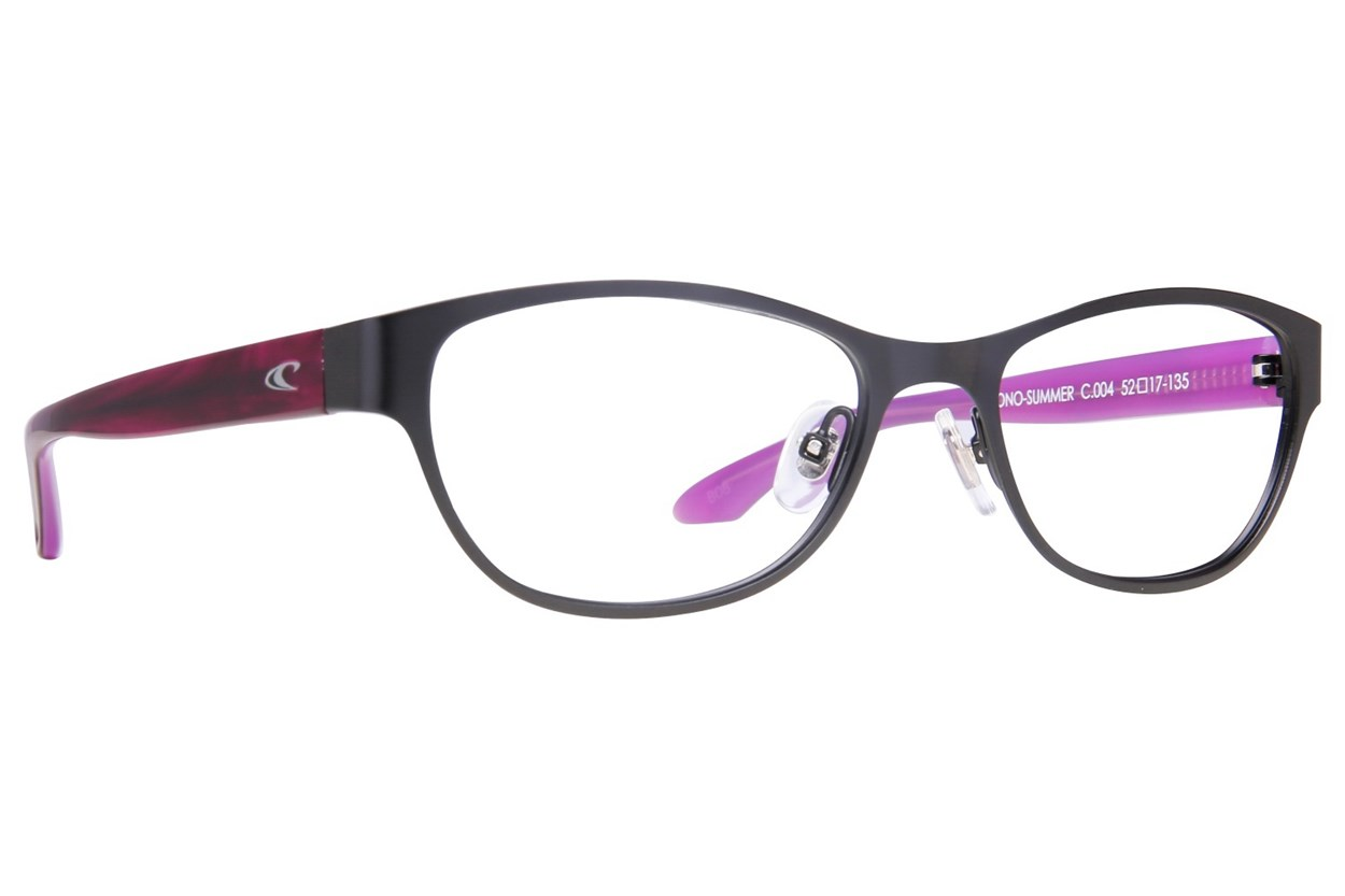 O'Neill Summer Black Eyeglasses