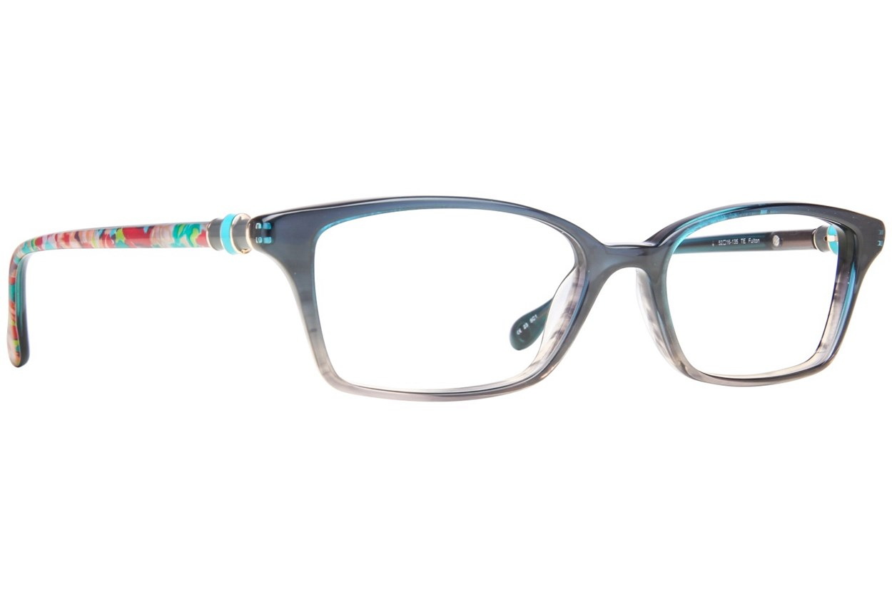 Lilly Pulitzer Fulton Eyeglasses - Green