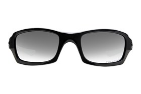 Oakley Fives Squared Iridium Polarized Black