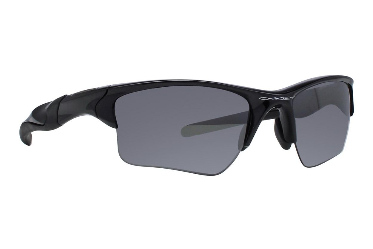Oakley Half Jacket 2.0 XL Black Sunglasses