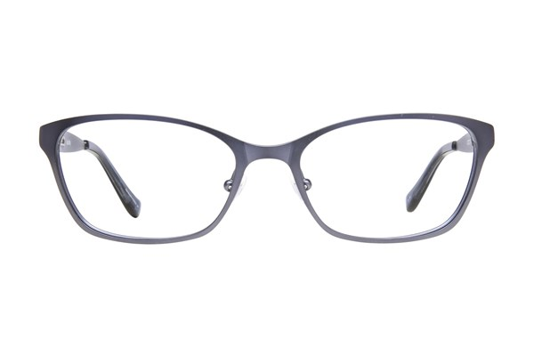 Kensie Bubbly Blue Eyeglasses