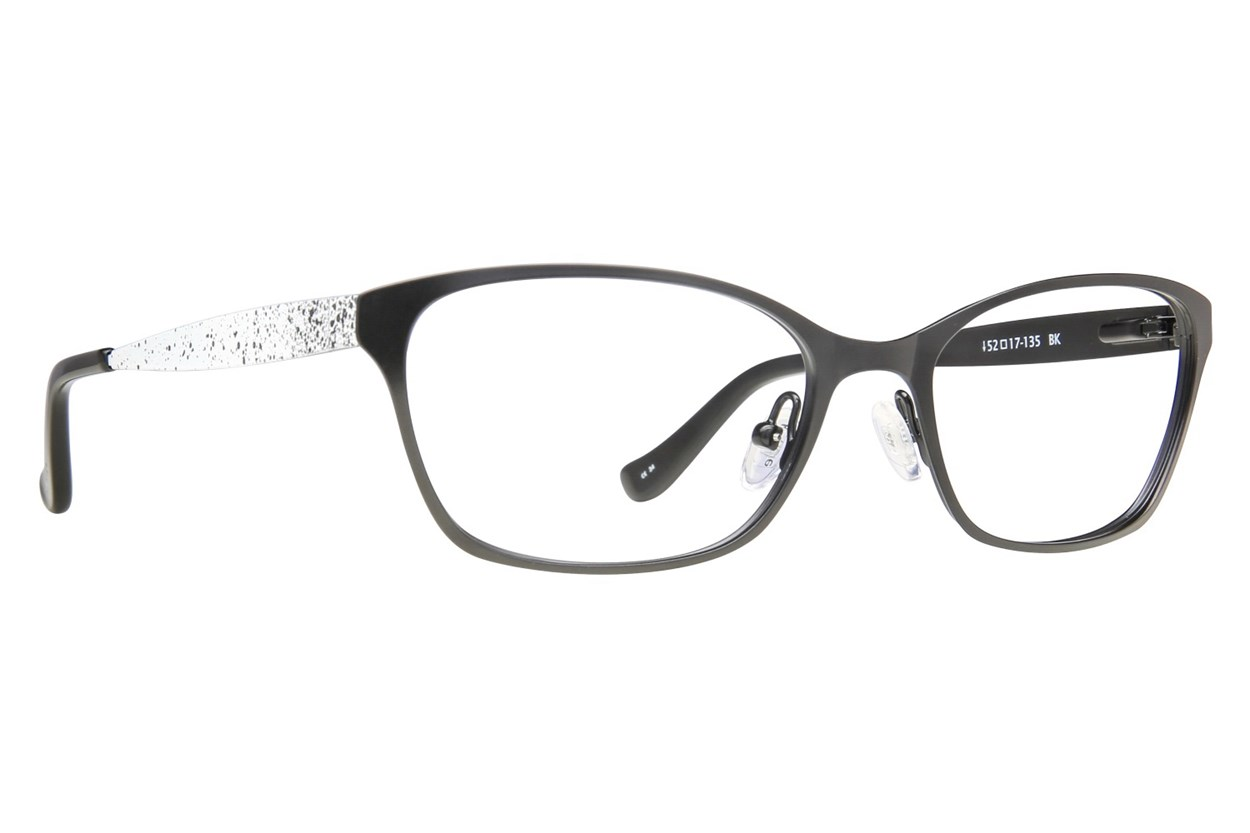 Kensie Bubbly Eyeglasses - Black