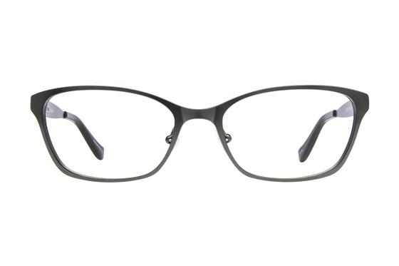 Kensie Bubbly Black Eyeglasses