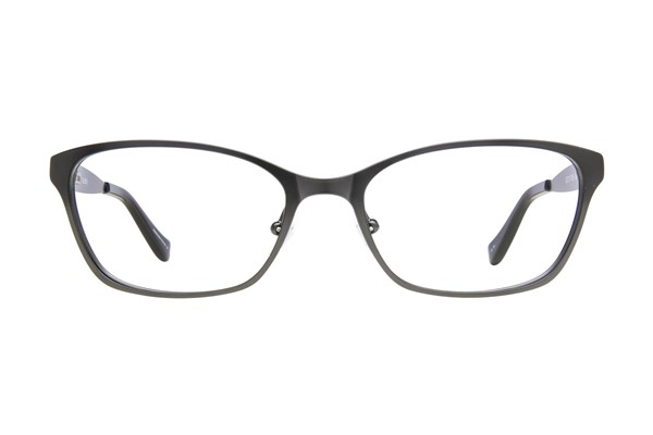Kensie Bubbly Black Eyeglasses