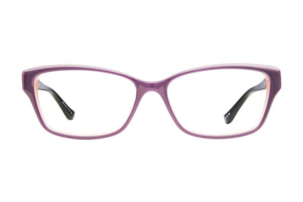 Kensie Happy Eyeglasses - Purple