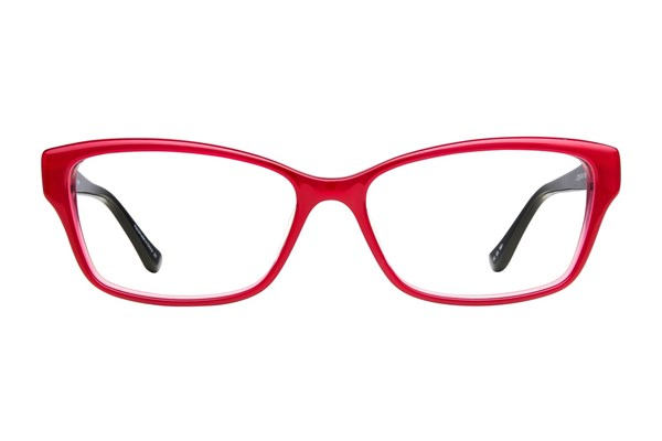 Kensie Happy Red Eyeglasses