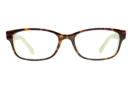 Kensie Uptown Tortoise Eyeglasses