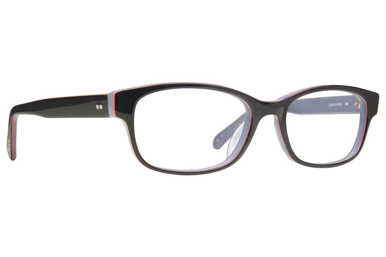 Kensie Uptown Black Eyeglasses
