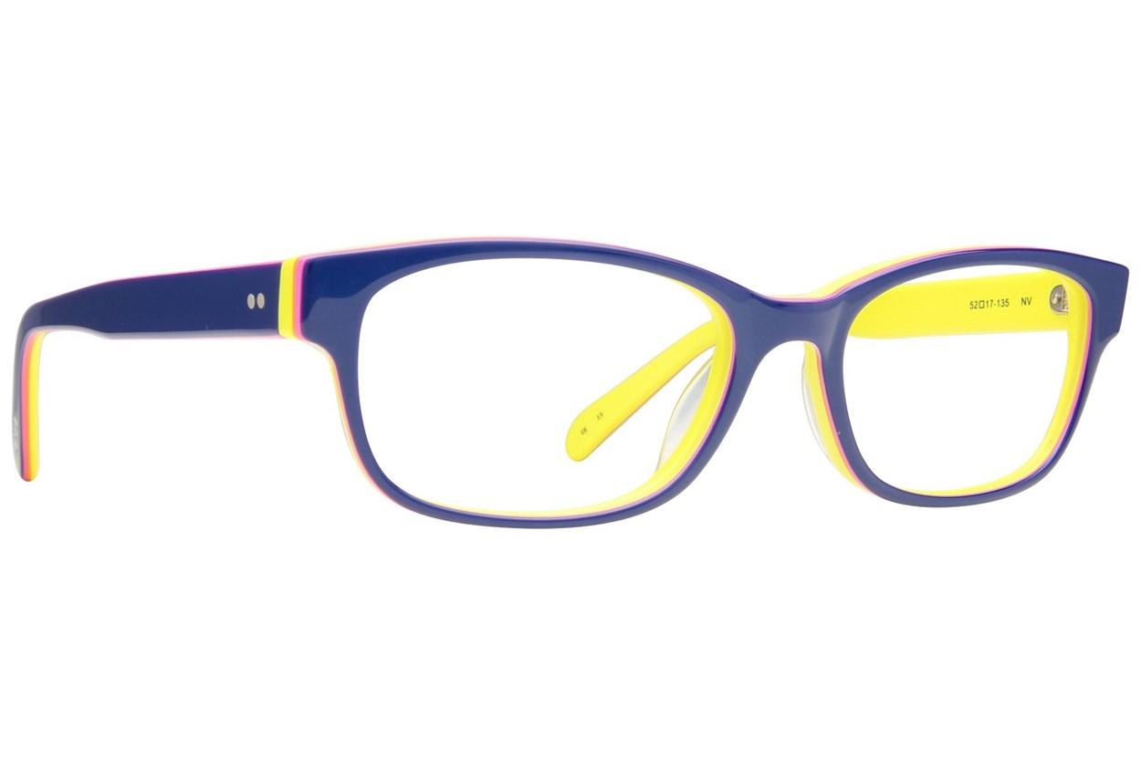Kensie Uptown Blue Eyeglasses