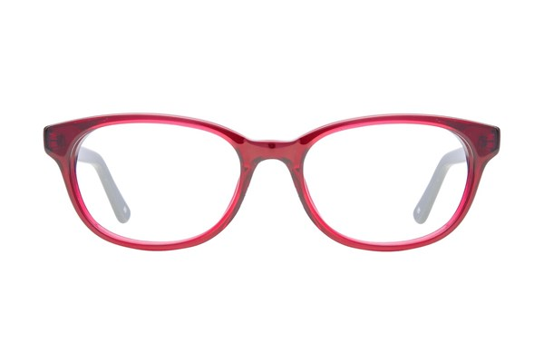 Kensie Girl Star Eyeglasses - Red