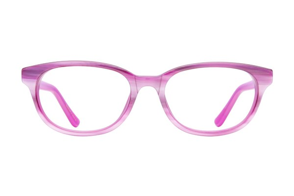 Kensie Girl Star Eyeglasses - Purple