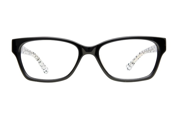 Kensie Midtown Eyeglasses - Black