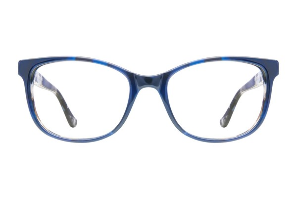 Kensie Positivity Blue Eyeglasses