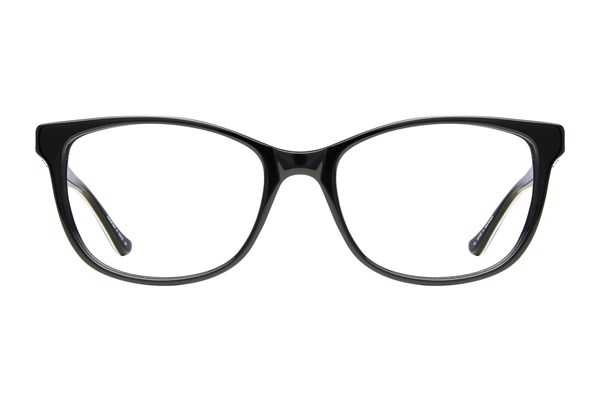 Kensie Positivity Eyeglasses - Black
