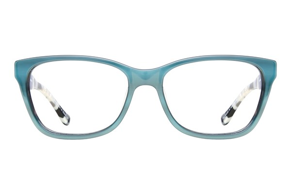 Kensie Statement Eyeglasses - Green