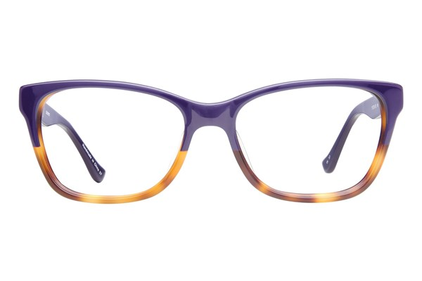 Kensie Statement Blue Eyeglasses