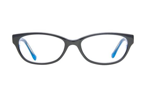Kensie Girl Sunshine Blue Eyeglasses