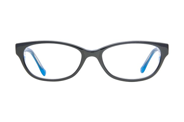 Kensie Girl Sunshine Blue Eyeglasses