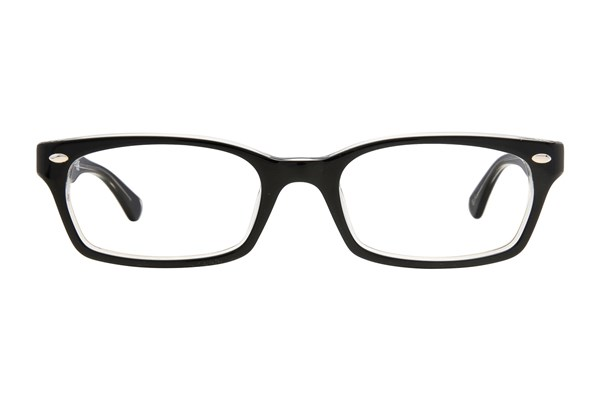 Ray-Ban® RX5150 Black Eyeglasses