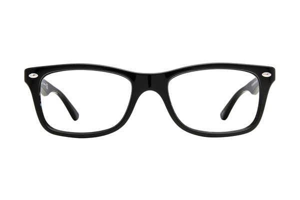 Ray-Ban® RX5228 Eyeglasses - Black
