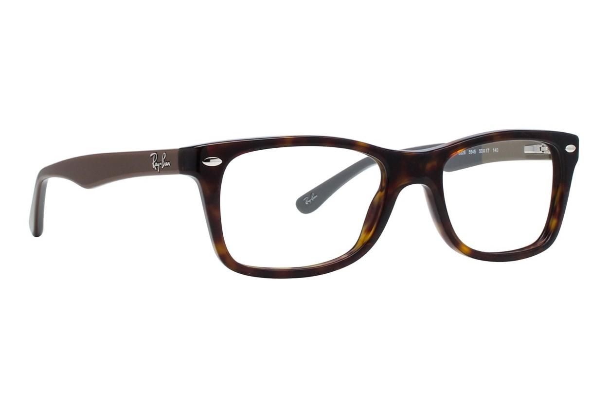 Ray-Ban® RX5228 Tortoise Eyeglasses