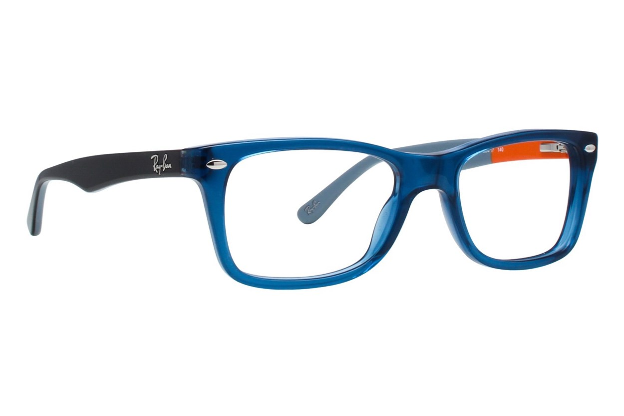 Ray-Ban® RX5228 Blue Eyeglasses