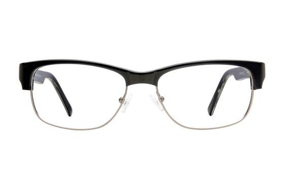 Lennon L3001 Black Eyeglasses