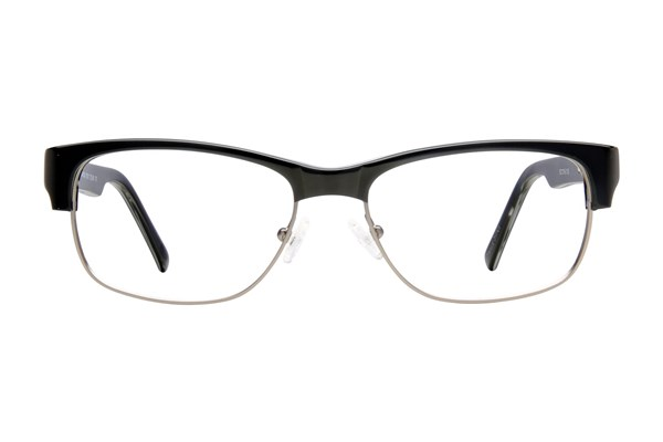 Lennon L3001 Eyeglasses - Black