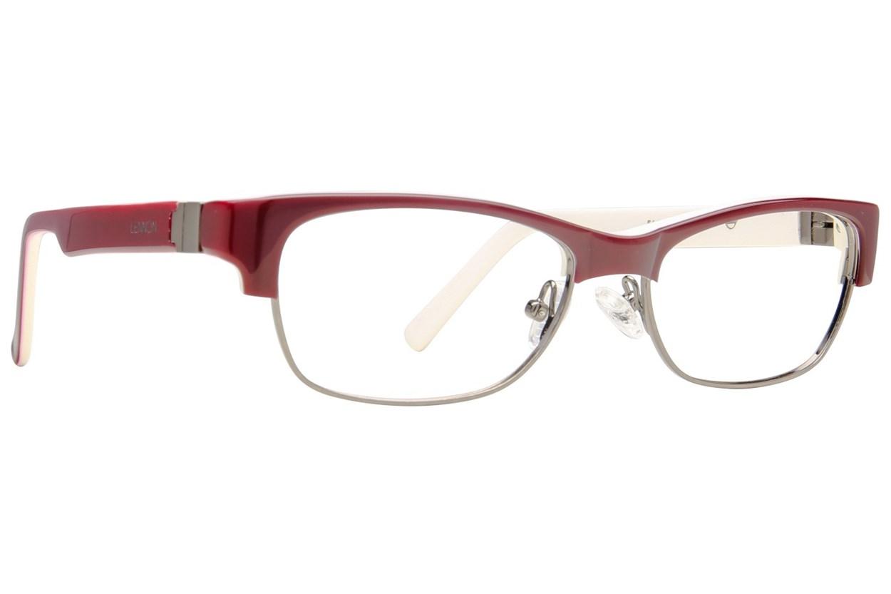 Lennon L3002 Wine Eyeglasses