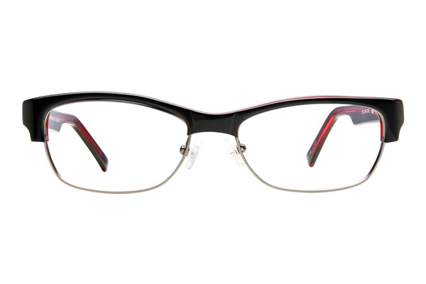 Lennon L3002 Black Eyeglasses