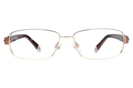 Lennon L3004 Silver Eyeglasses