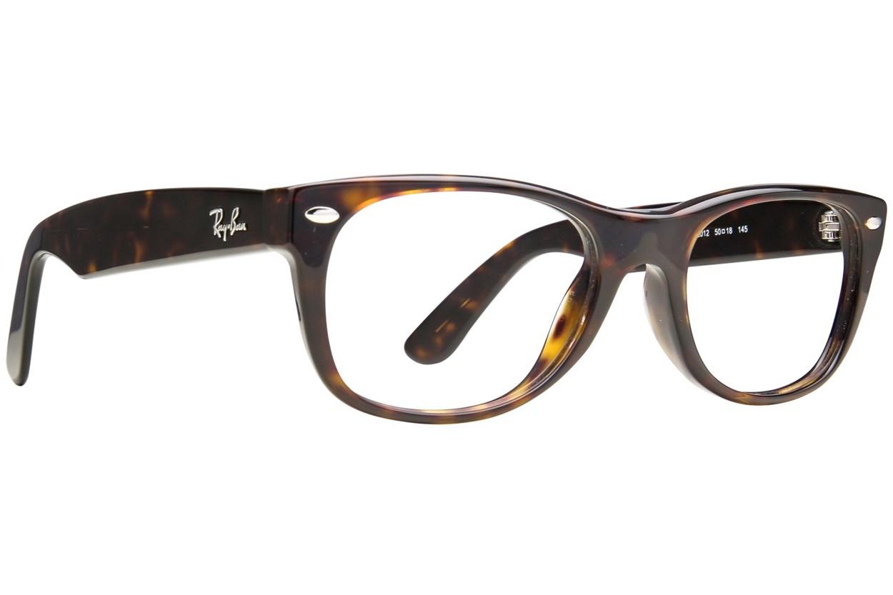 Ray-Ban® RX5184 Tortoise Eyeglasses