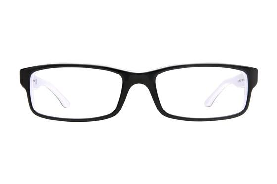 Ray-Ban® RX5114 Black Eyeglasses