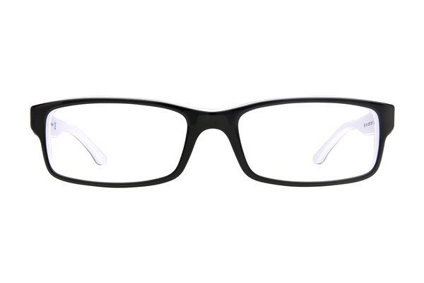 Ray-Ban® RX5114 Black Eyeglasses