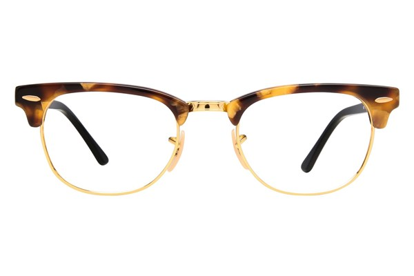 Ray-Ban® RX5154 Eyeglasses - Brown
