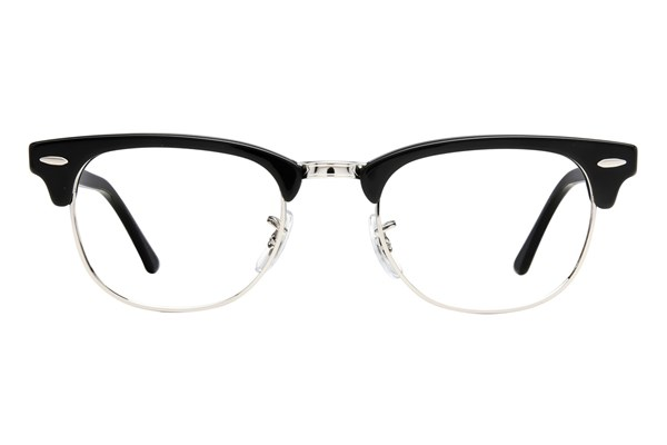 Ray-Ban® RX5154 Black Eyeglasses