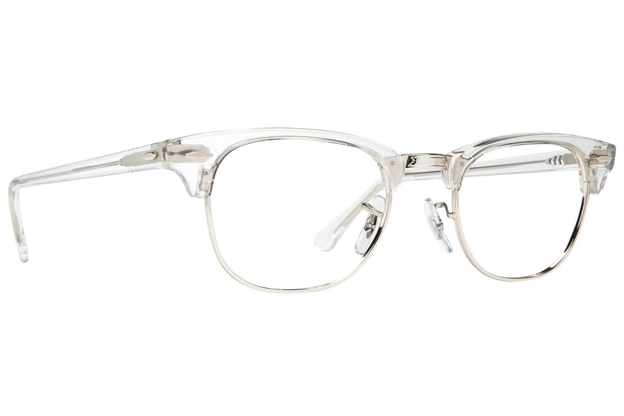 Ray-Ban® RX5154 Clear Eyeglasses
