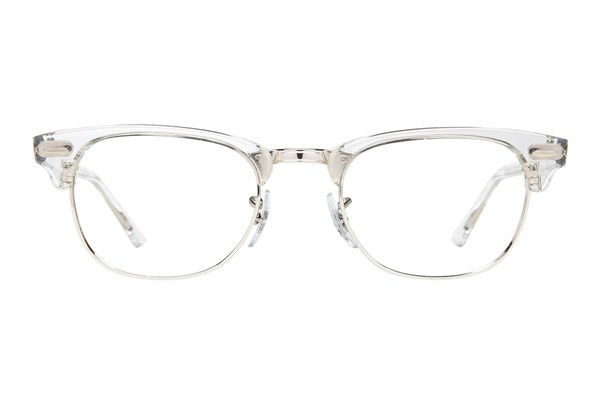 Ray-Ban® RX5154 Eyeglasses - Clear